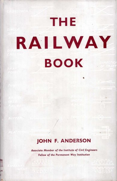 Image for The Railway Book - a handbook for spotters and others interested in railways