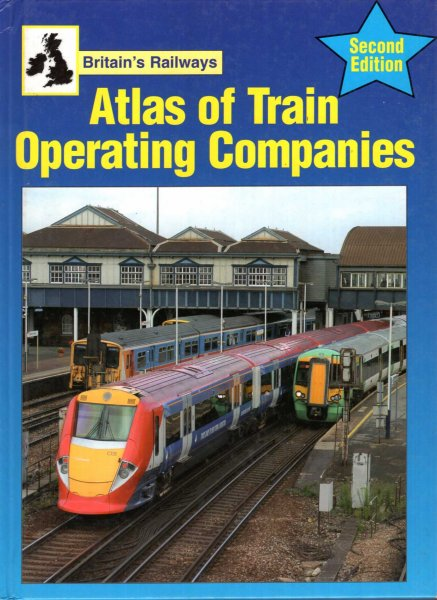 Image for Atlas of Train Operating Companies