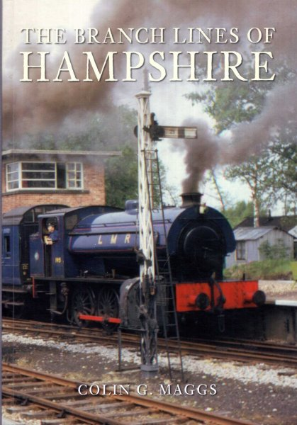 Image for The Branch Lines of Hampshire