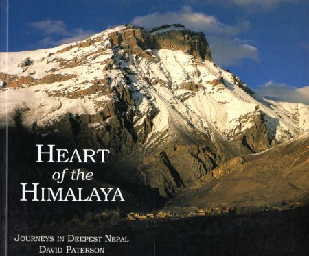 Image for Heart of the Himalaya : Journeys in Deepest Nepal
