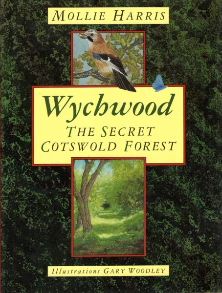 Image for Wychwood : The Secret Cotswold Forest