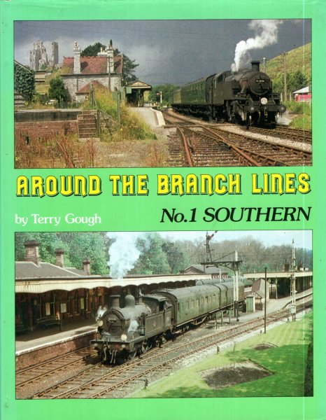 Image for Around the Branch Lines : No 1 Southern