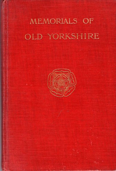 Image for Memorials of Old Yorkshire