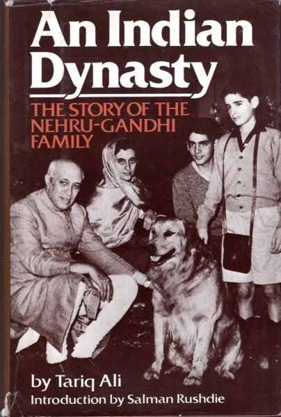 Image for An Indian Dynasty : The Story of the Nehru-Gandhi Family