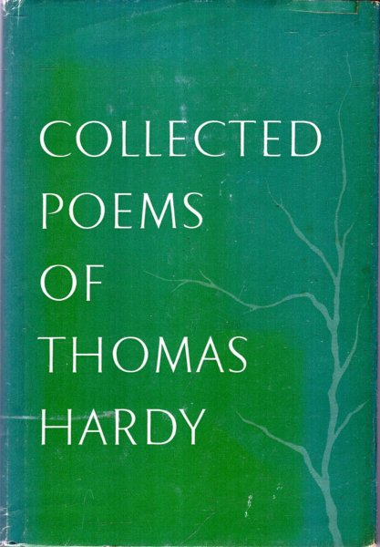 Image for Collected Poems of Thomas Hardy