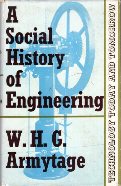Image for A Social History of Engineering