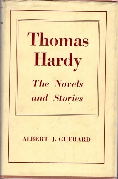 Image for Thomas Hardy - the novels and stories