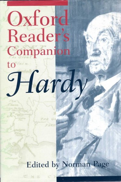 Image for The Oxford Reader's Companion to Hardy