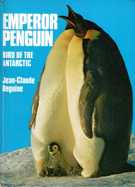 Image for Emperor Penguin Bird of the Antarctic