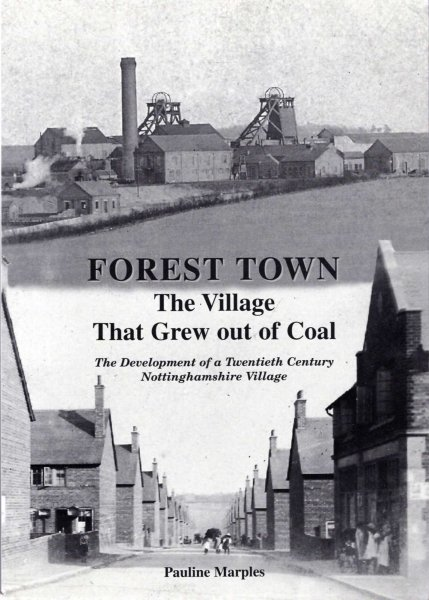 Image for Forest Town, the Village That Grew Out of Coal : The Development of a Twentieth Century Nottinghamshire Village