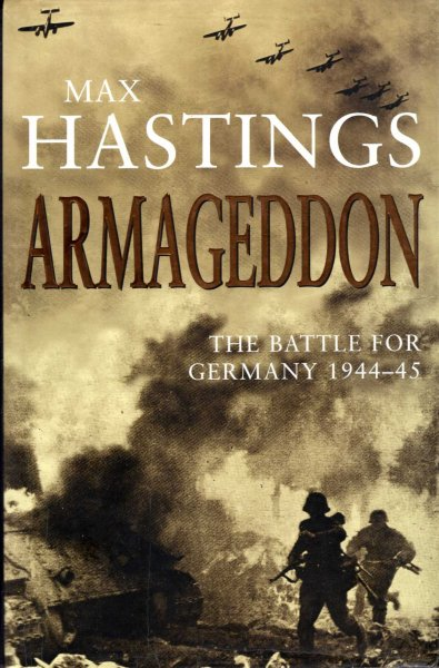 Image for Armageddon : The Battle for Germany 1944-45