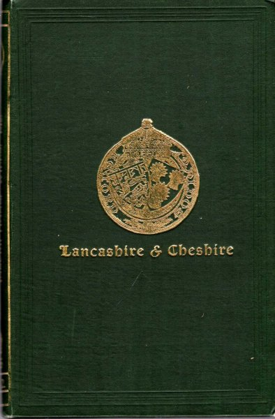 Image for Calendar of persons commemorated in Monumental Inscriptions and of Abstracts of Wills, Administrations, &c contained in books relating to Lancashire and Cheshire