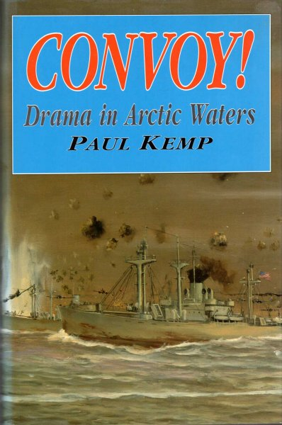 Image for Convoy! : Drama in Arctic Waters