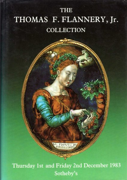 Image for The Thomas F Flannery Jr Collection : Medieval and Later Works of Art 1st & 2nd December, 1983