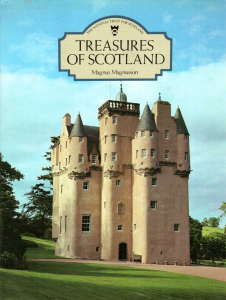 Image for Treasures of Scotland