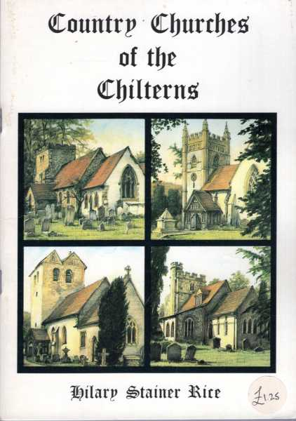 Image for Country Churches of the Chilterns