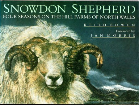 Image for Snowdon Shepherd : Four Seasons on the Hill Farms of North Wales