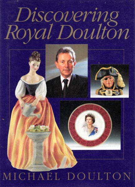 Image for Discovering Royal Doulton
