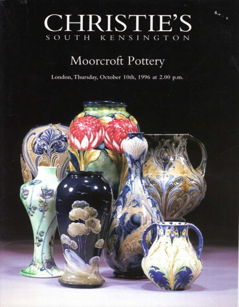 Image for Moorcroft Pottery : October 10th, 1996