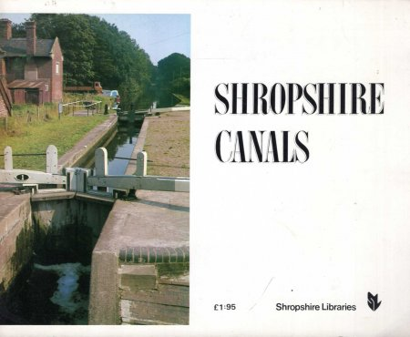 "Image for Shropshire Canals : Articles from the ""Shropshire"" Magazine 1950-1965"