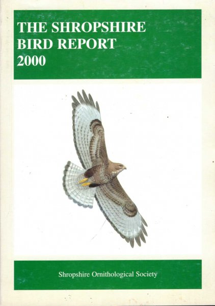 Image for The Shropshire Bird Report 2000