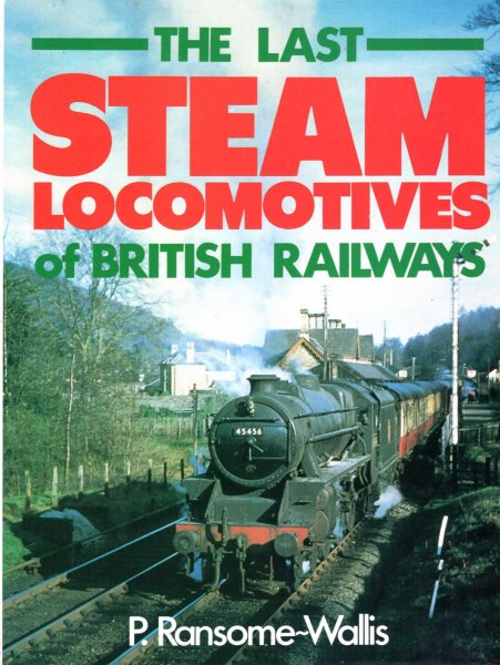 Image for The Last Steam Locomotives of British Railways
