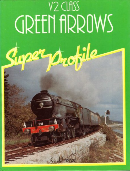 Image for V2 Class Green Arrows Super Profile