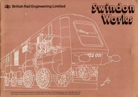 Image for Swindon Works and its place in British Railway History