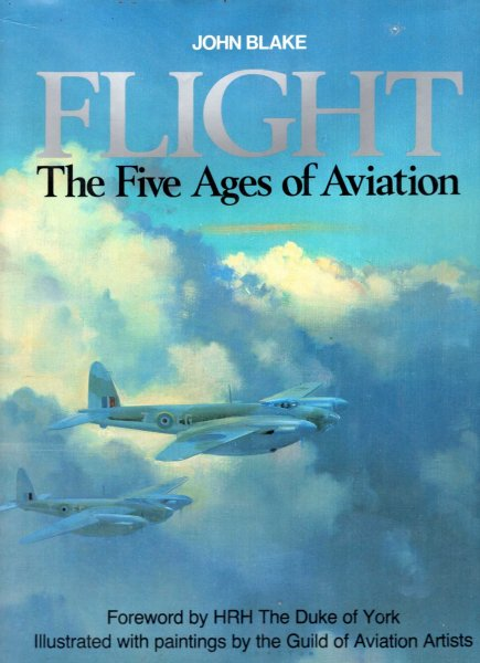 Image for Flight - the five ages of aviation