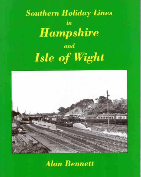 Image for Southern Holiday Lines in Hampshire and the Isle of Wight