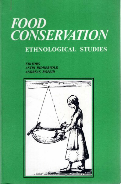 Image for Food Conservation : Ethnological Studies