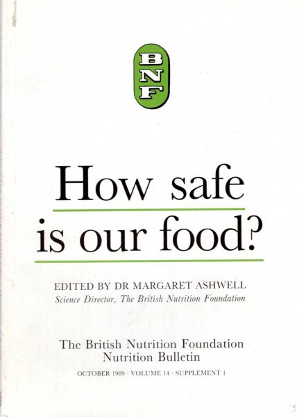 Image for How Safe is Our Food?