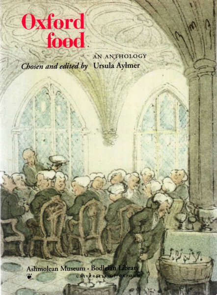 Image for Oxford Food : An Anthology