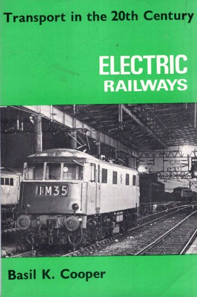 Image for Electric Railways