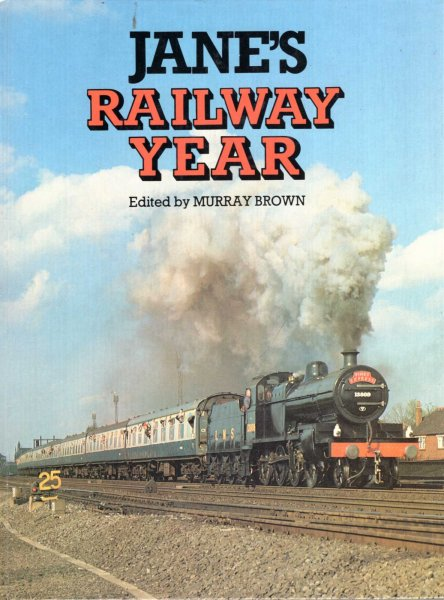 Image for Jane's Railway Year