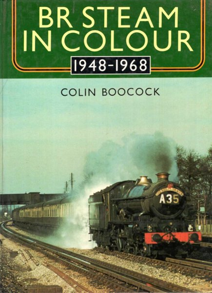 Image for BR Steam in Colour, 1948-68
