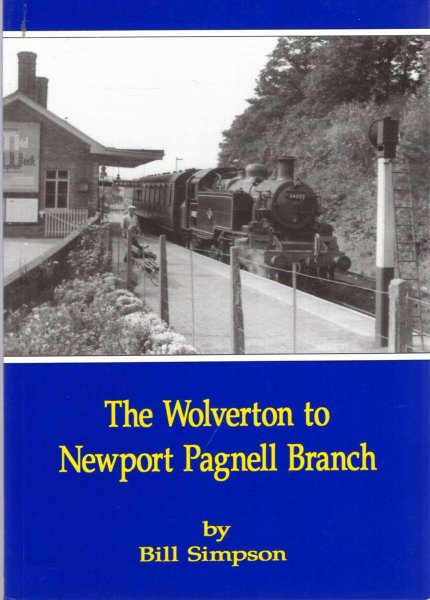 Image for The Wolverton to Newport Pagnell Branch