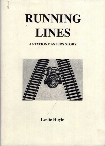 Image for Running Lines - a stationmasters story