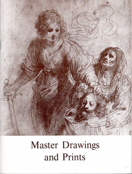 Image for Master Drwaings and Prints 12th March - 10th April, 1974