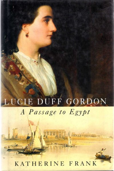 Image for Lucie Duff Gordon : A Passage to Egypt