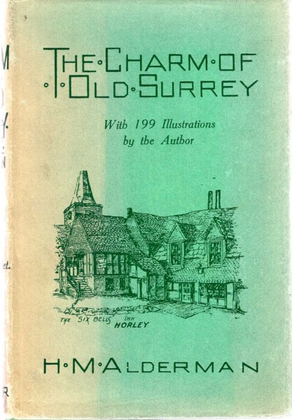 Image for The Charm of Old Surrey