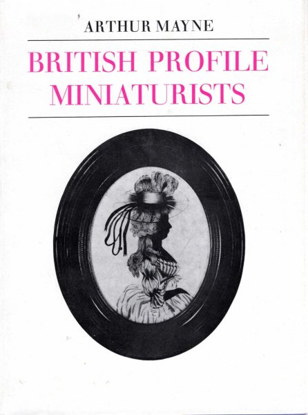 Image for British Profile Miniaturists (Faber collectors library)
