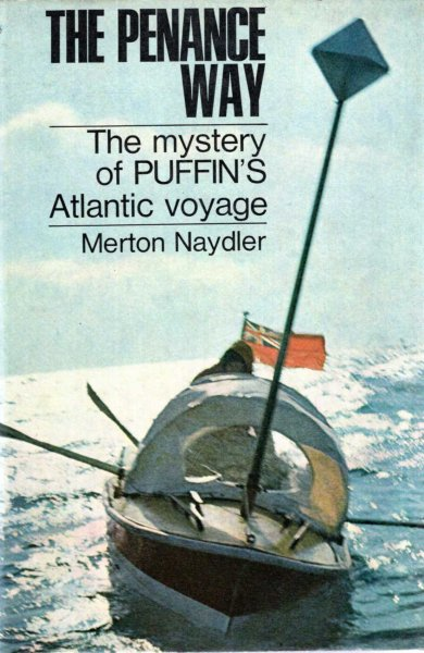 Image for The Penance Way : The Mystery of Puffin's Atlantic Voyage
