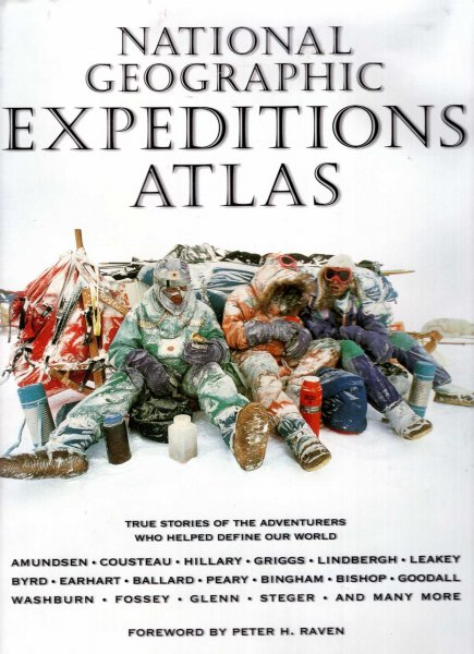 Image for National Geographic Expeditions Atlas