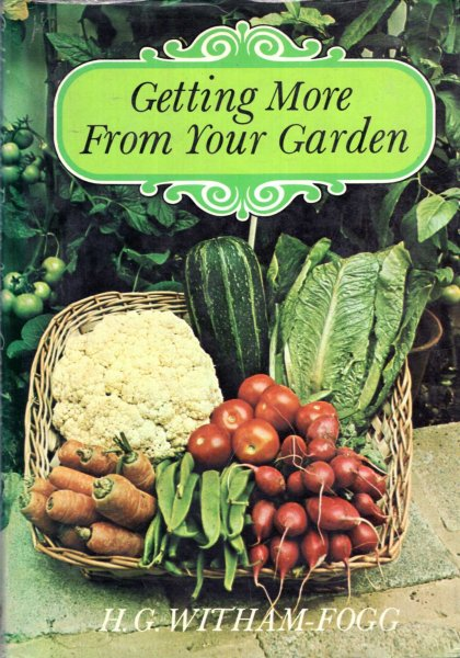 Image for Getting More from Your Garden