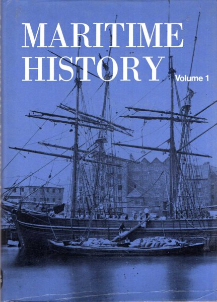 Image for Maritime History volumes I & II
