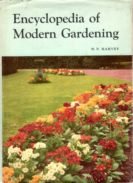 Image for Encyclopedia of Gardening