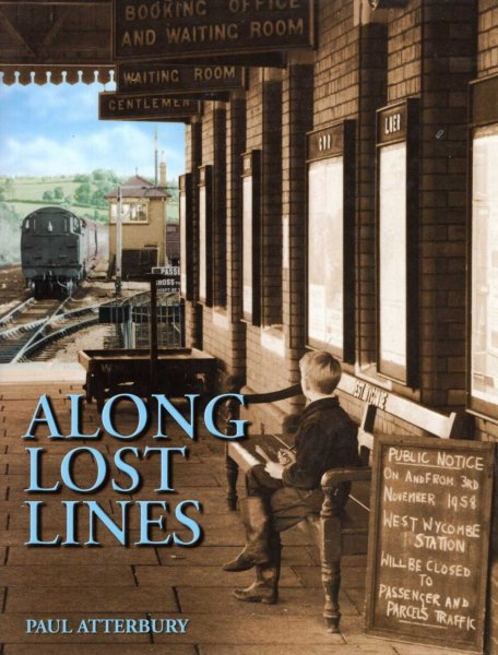 Image for Along Lost Lines