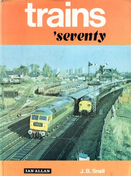 Image for Trains 'Seventy