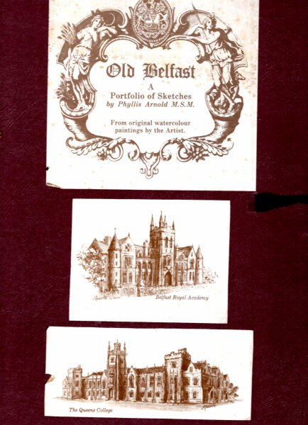 Image for Old Belfast - A Portfolio of Sketches